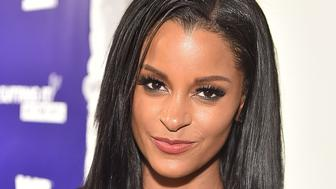 ATLANTA, GA - MAY 13:  TV personality Claudia Jordan attends 'Cutting It: In the ATL' Premiere at Woodruff Arts Center on May 13, 2015 in Atlanta, Georgia.  (Photo by Paras Griffin/Getty Images)