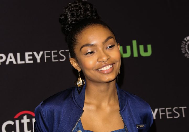 """Black-ish"" star Yara Shahidi says that she makes sure that the roles she accepts never compromises what she believes in"