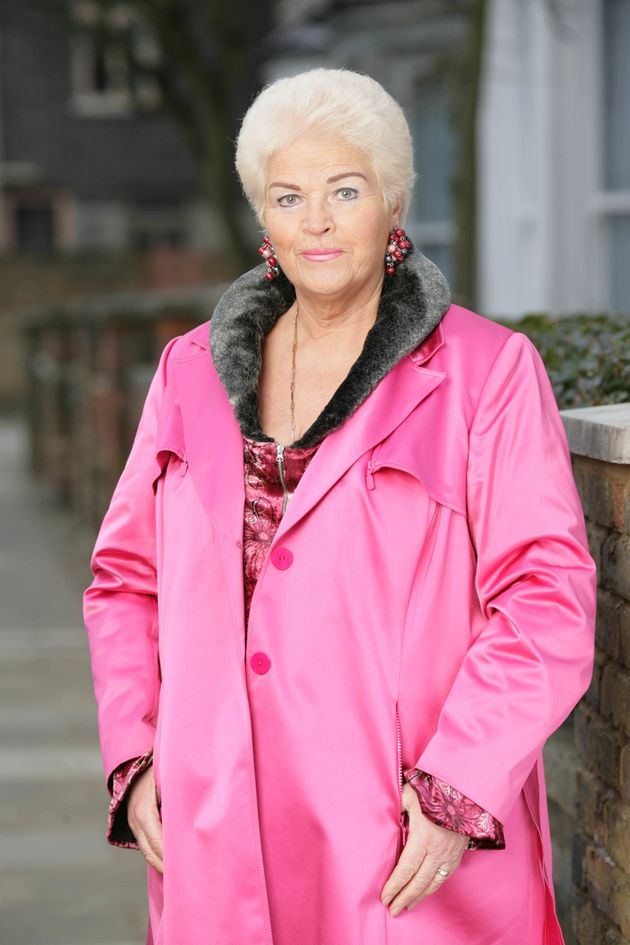 'EastEnders' Spoiler: Pat Butcher Set To Return From The Dead As Actress Pam St Clement Set To Reprise