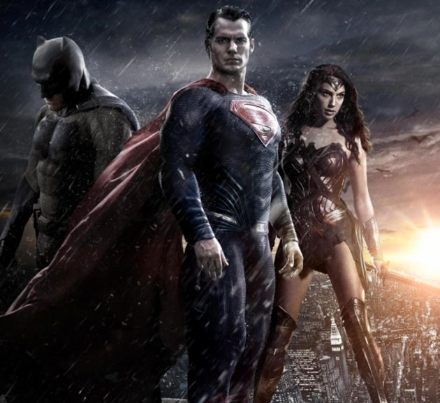 Henry is currently starring in 'Batman V Superman: Dawn Of