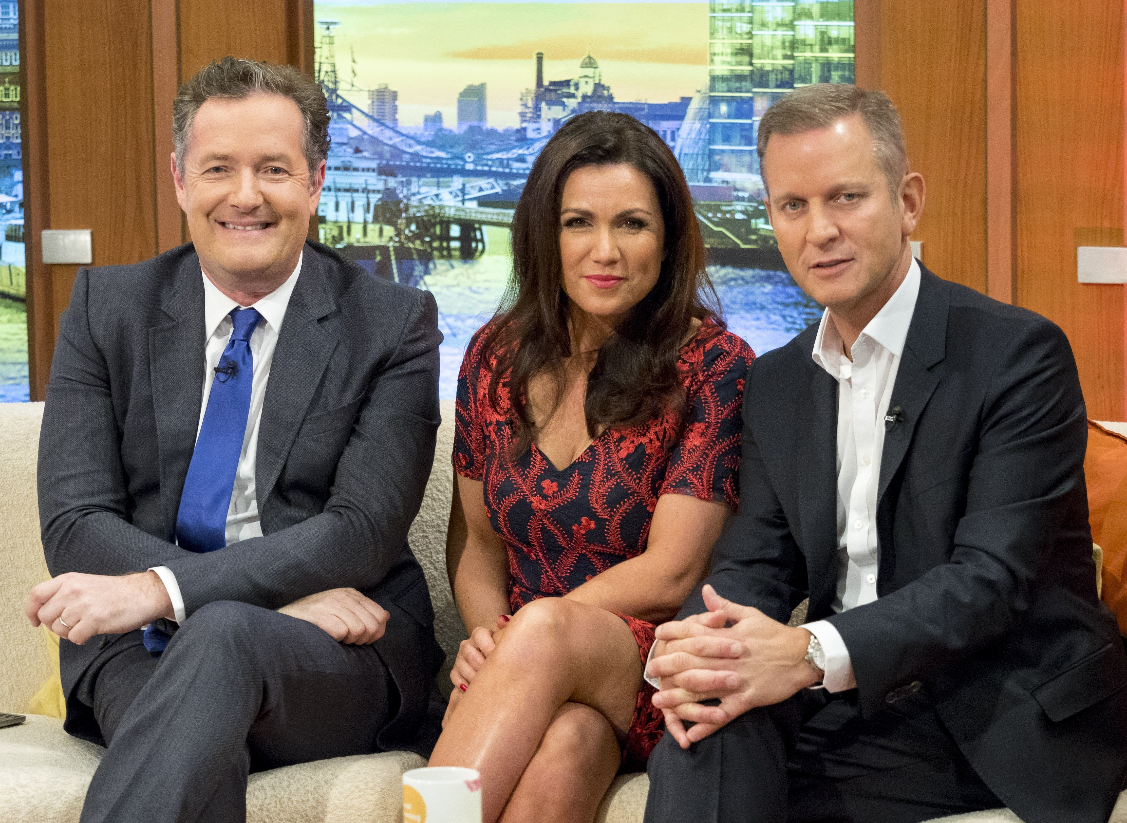 'GMB' Announce Piers Morgan Stand-In, And He's Just As