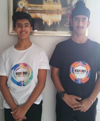 Teens Found 500-Year-Old Grammar School's First Sikh