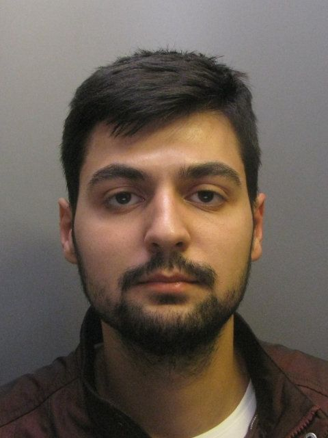 Muhammed Ekici, 24, was convicted of