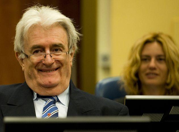 Radovan Karadzic Sentenced To 40 Years For War Crimes And
