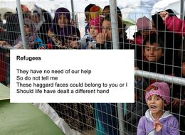 This Moving Poem Forces People To Re-Think Anti-Refugee Prejudice In A Very Clever Way