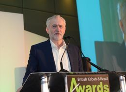 Typical Vegetarian Jeremy Corbyn Attends British Kebab Awards To Brag About Being Vegetarian