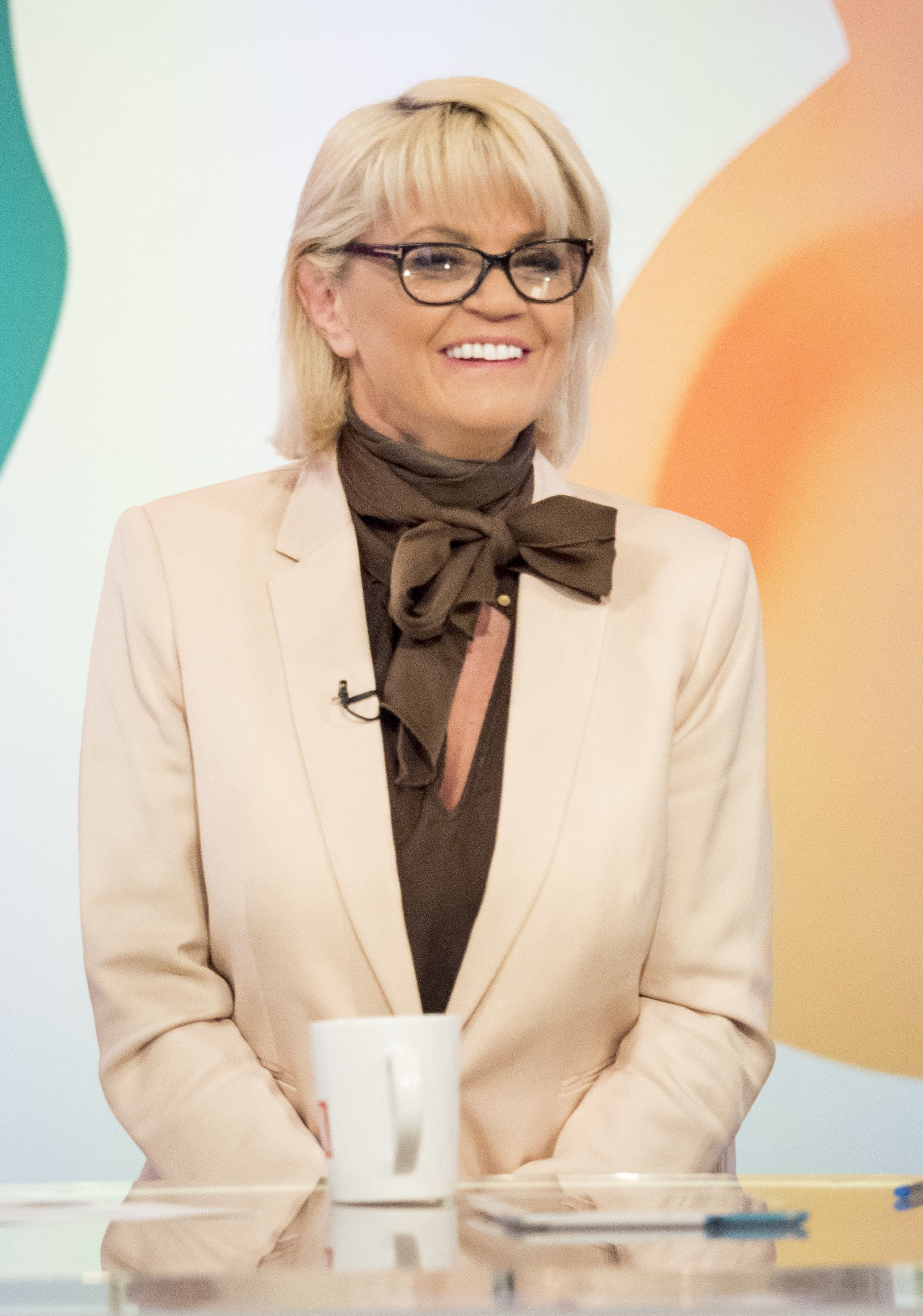 Danniella Westbrook on Thursday's 'Loose
