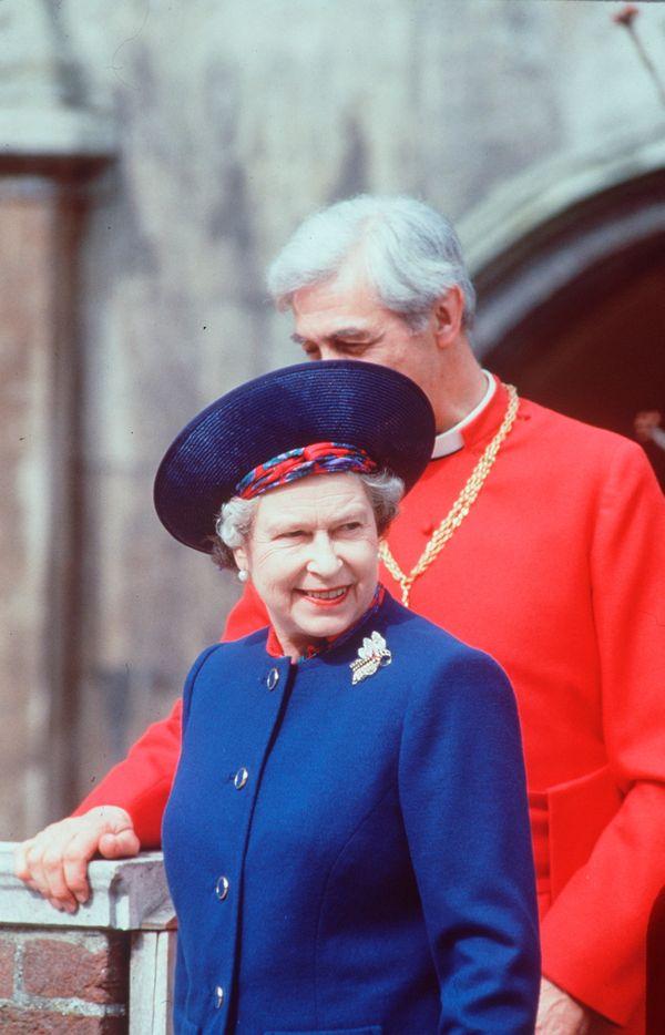 Queen Elizabeth Ii 39 S Epic Easter Hats Through The Years