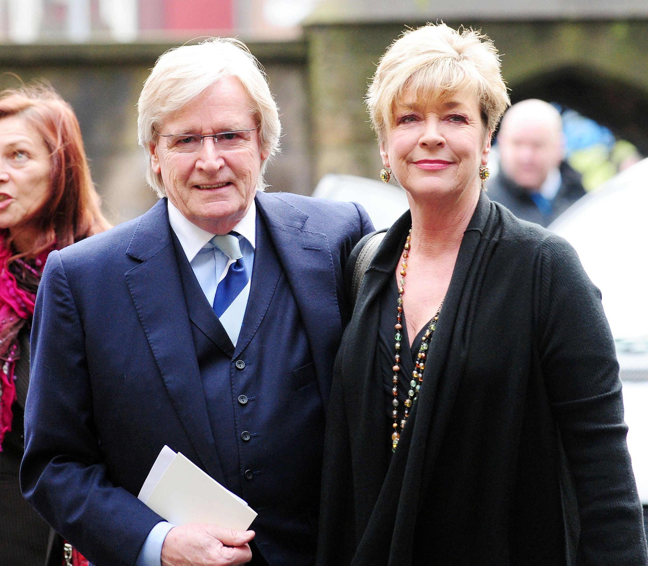 Anne Kirkbride's Husband Responds To Bill Roache's Comments