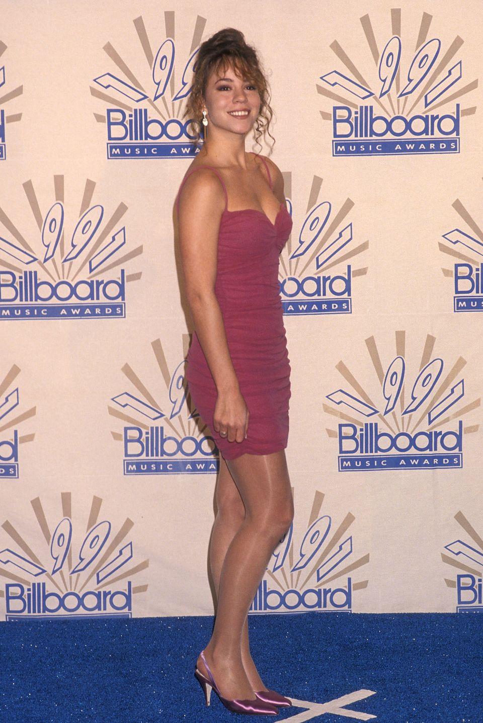 Mariah Carey Interviewed On Vegas Shooting While Lounging