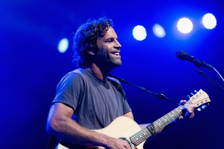 Jack Johnson, an all-around stand up guy, owns Brushfire Records, a solar-powered recording studio. He's more likely to be fo