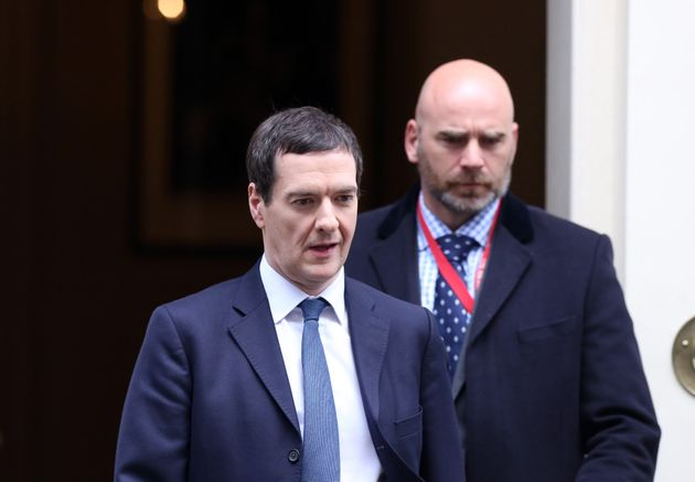 George Osborne fared worse in the latest Ipsos MORI