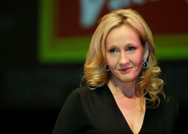 Joanne K. Rowling, AKA Robert Galbraith.