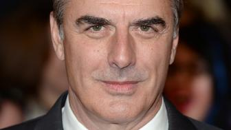 Chris Noth arriving at the National Television Awards 2014, O2 Arena, Greenwich, London.