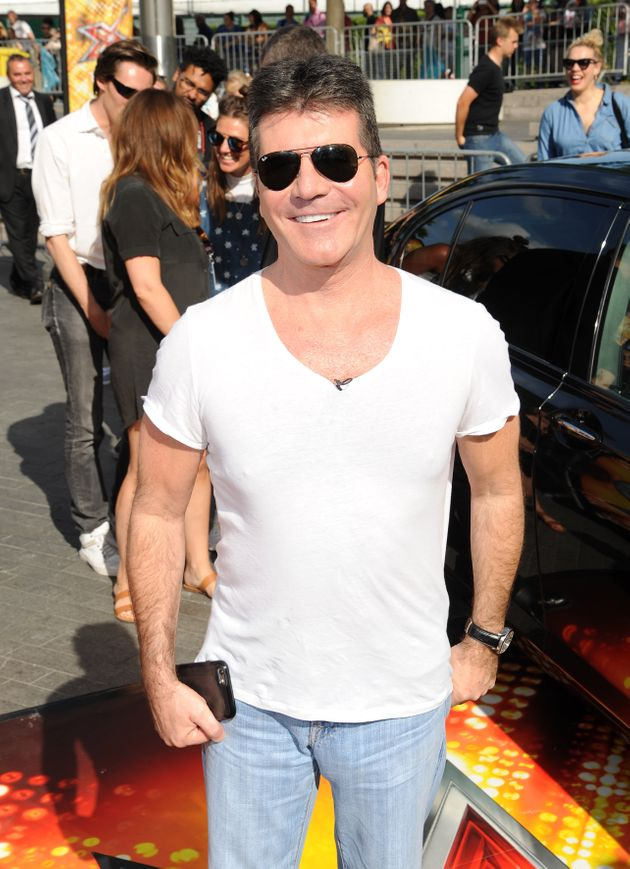 'X Factor' chief Simon