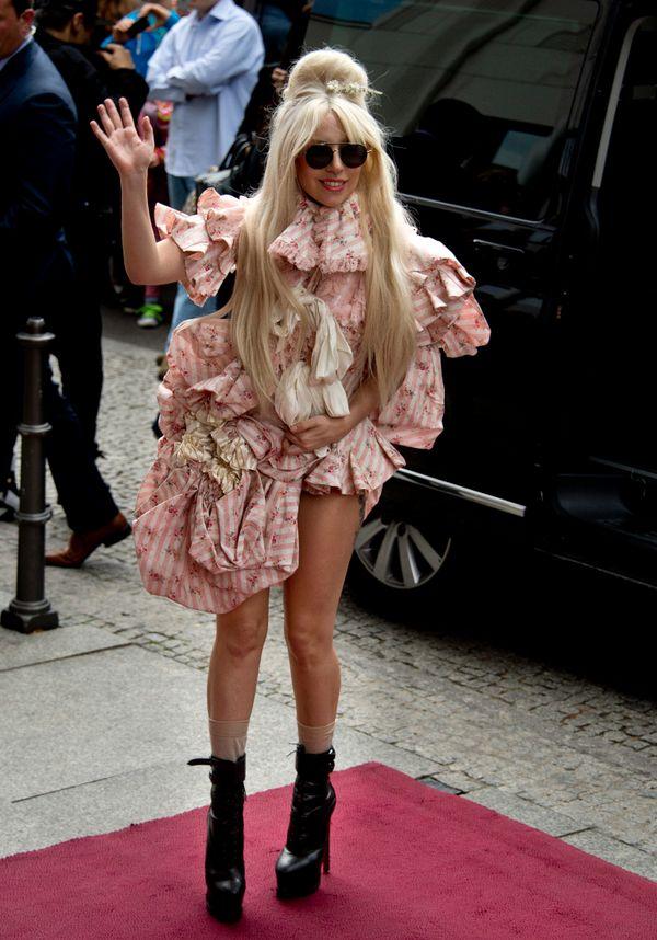 Fashion Lady Gaga Download