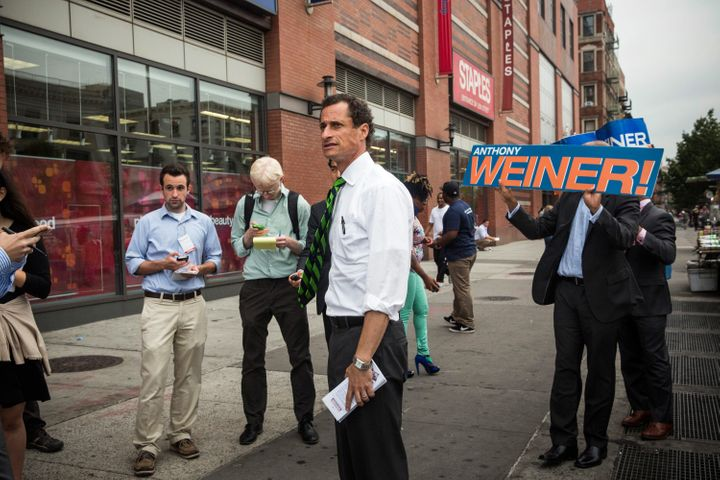 Anthony Weiner thought he could make a comeback and was undone by his own mistakes.