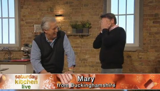 'Saturday Kitchen': James Martin Receives Hilarious All-Star Phone-In During His Last