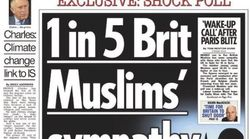The Sun Forced To Admit Its 'One In Five British Muslims' Story Was 'Significantly