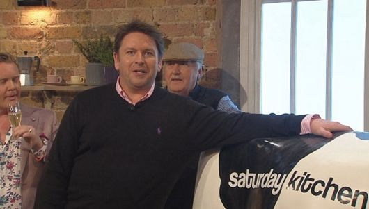 'Saturday Kitchen': James Martin Signs Off With Emotional