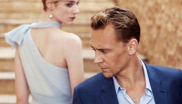 Elizabeth Debicki and Tom Hiddleston star in 'The Night