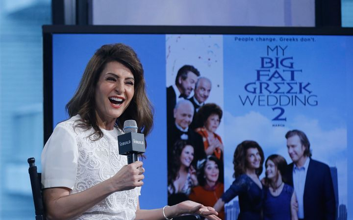 Nia Vardalos' 8-Year-Old Walked Out Of A Movie That Didn't Have 'Enough Girls'