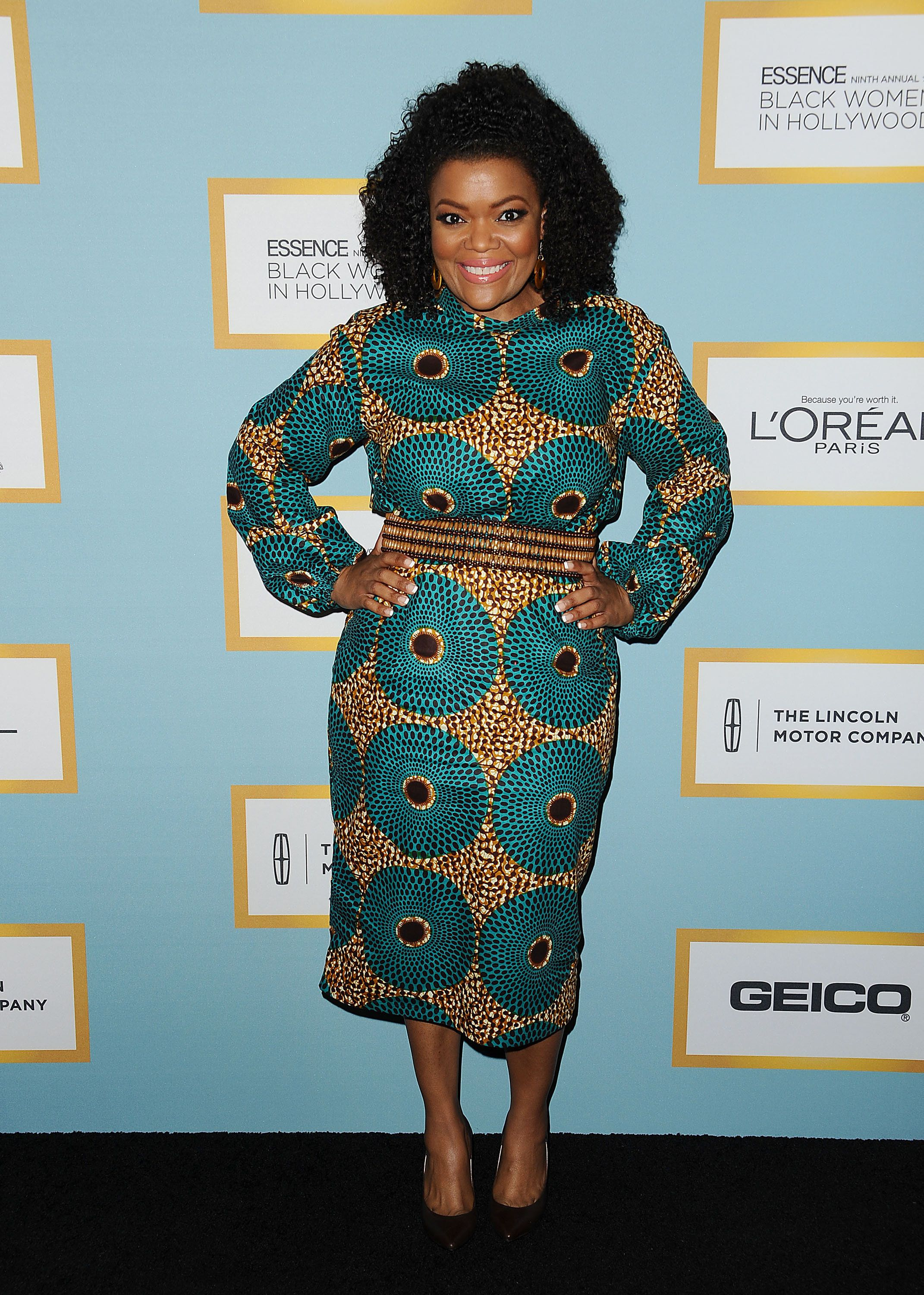 BEVERLY HILLS, CA - FEBRUARY 25:  Actress Yvette Nicole Brown attends the Essence 9th annual Black Women In Hollywood event at the Beverly Wilshire Four Seasons Hotel on February 25, 2016 in Beverly Hills, California.  (Photo by Jason LaVeris/WireImage)