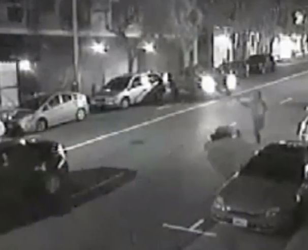 San Francisco Police have released footage of the moment Briton Paul Tam was