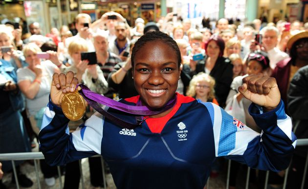 British boxer Nicola Adams MBE made history as the first ever female boxing champion at both the Olympic...