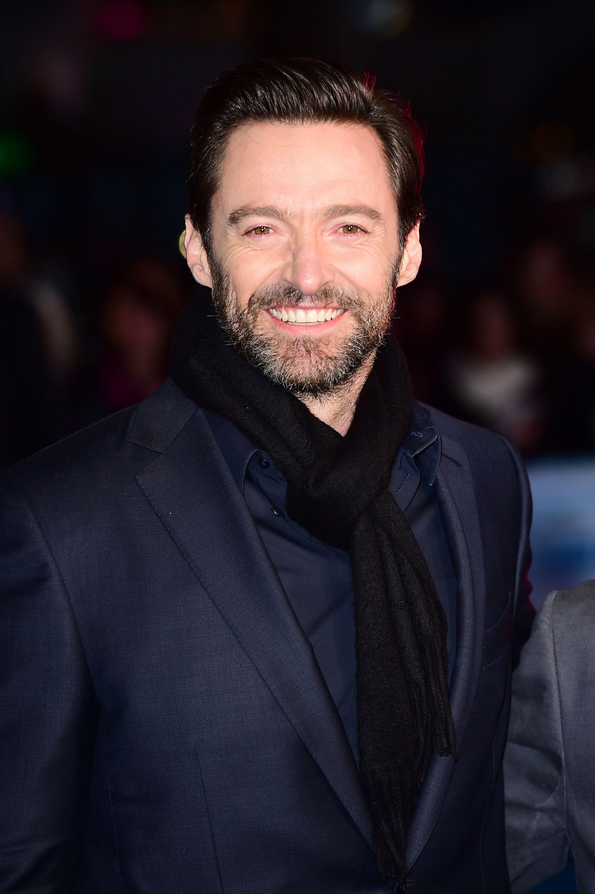"""File photo dated 17/03/16 of Hugh Jackman who is looking forward to scoffing burgers and """"having a few beers"""" now he is stepping down from the role of Wolverine."""
