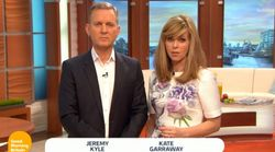 ​Viewers Really Didn't Enjoy Jeremy Kyle's First Day On