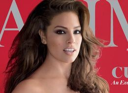 Ashley Graham Is Pretty Much Naked On The Cover Of Maxim