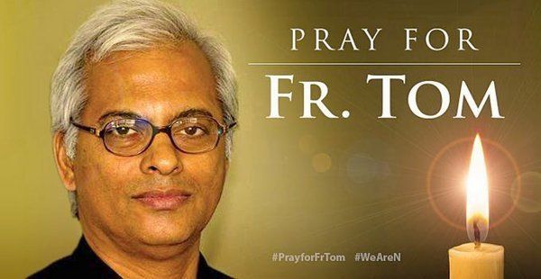 ISIS crucified Indian priest Tom Unzhunnalil on Good Friday