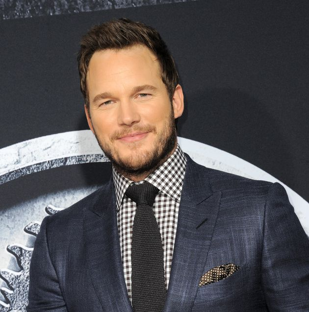 Chris Pratt arrives for the premiere Of Universal Pictures' 'Jurassic World' in Hollywood in