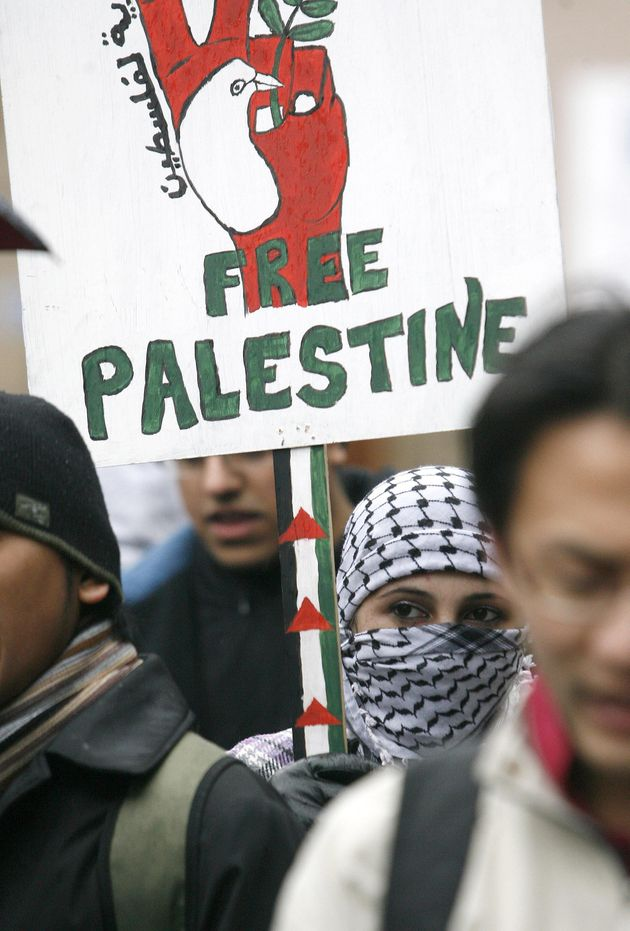 A 17-year-old was reported under Prevent for having a 'Free Palestine'