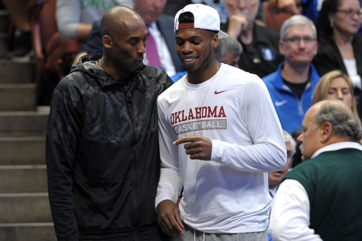 Buddy Hield's gained a legendary fan this NCAA Tournament: Kobe Bryant.