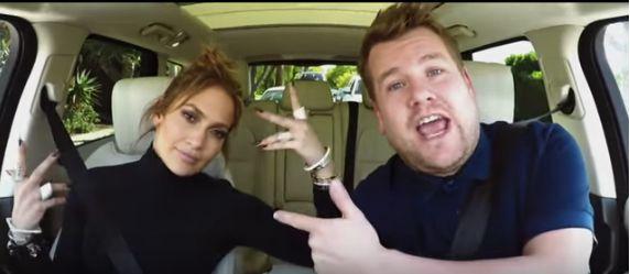 James Corden's 'Carpool Karaoke' Special Looks Like It's Going To Be Pretty