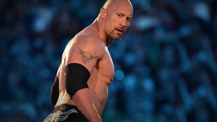 """Dwayne """"The Rock"""" Johnson first appeared on WrestleMania in 1997, and he's set to return to the event on April 3, 2016."""