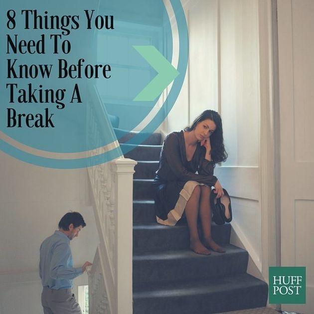 ground rules for relationship break