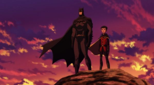 After being visitedby an old flame, the daughter of Ra's al Ghul, Batman discovers he has a son. Young Damian is alread