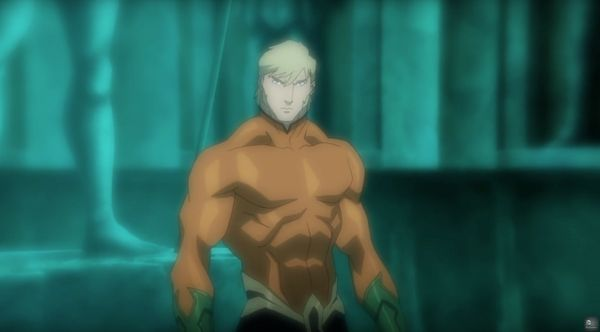 Justice league throne of atlantis netflix