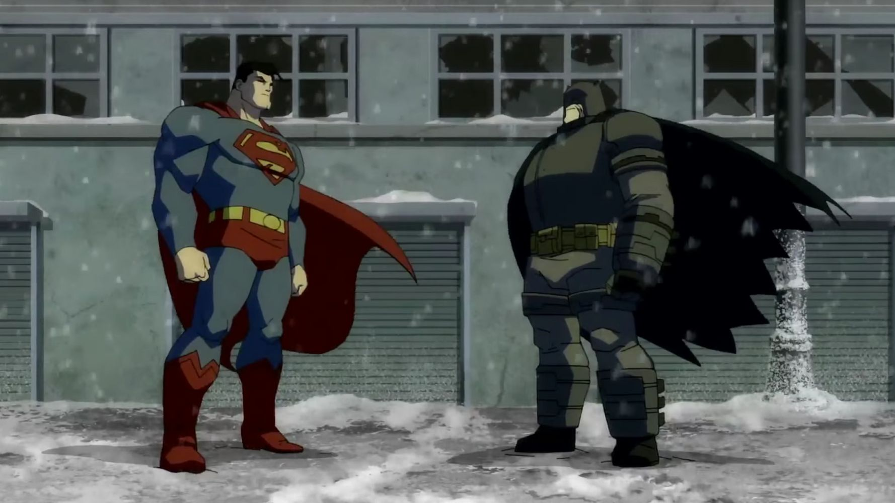 5 Animated Dc Comic Movies That Are Better Than Batman V Superman Huffpost