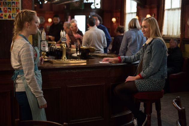 'EastEnders' Spoiler: Abi Branning's Pregnancy Lie To Be