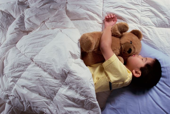 A new study finds that parents who struggle with sleep themselves are more likely to overestimate sleep problems in their children.