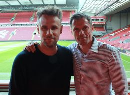 '30 Something With Richard Bacon': Jamie Carragher On Football After 35
