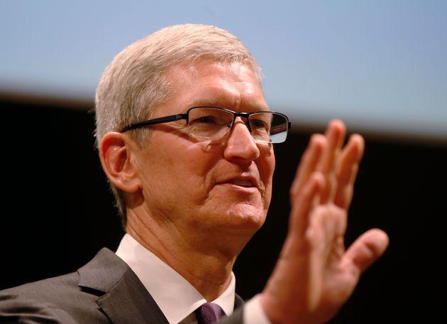 Apple said: