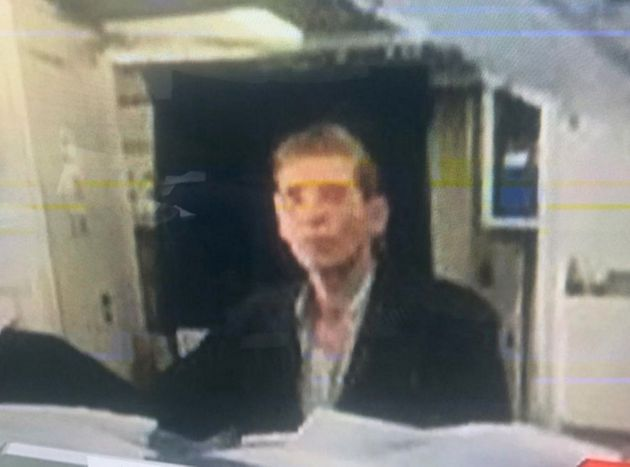 State media have released this photo said to show the EgyptAir