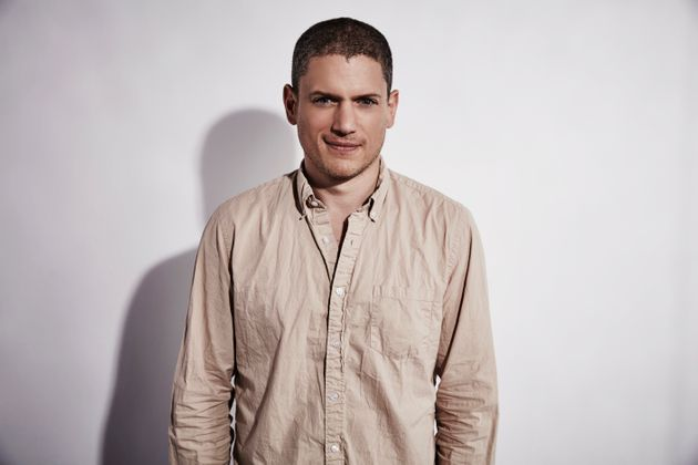 Wentworth Miller at an event last