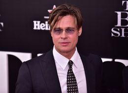 Brad Pitt Surprises Bank Holiday Shoppers In Chiswick