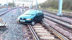 If You Were Stuck On A Train Yesterday It Could Have Been Because Of This